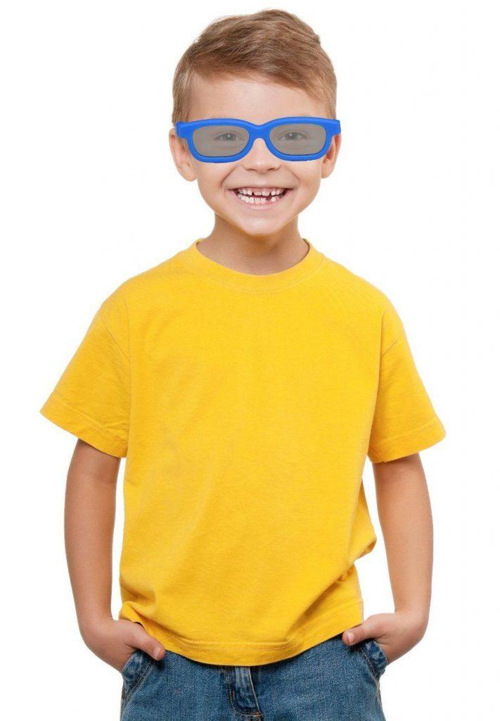 3D Heaven 3D Glasses for Kids Review Kid