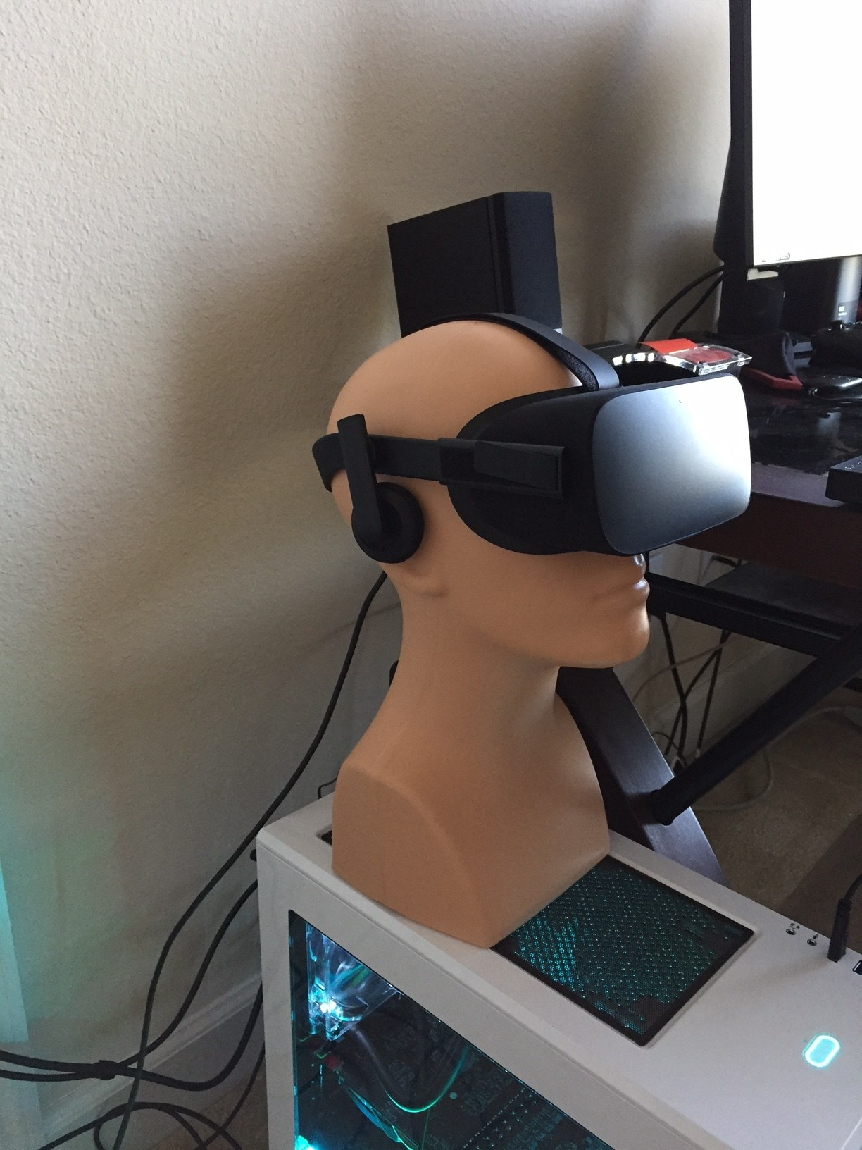How to Store Oculus Rift and Oculus Touch