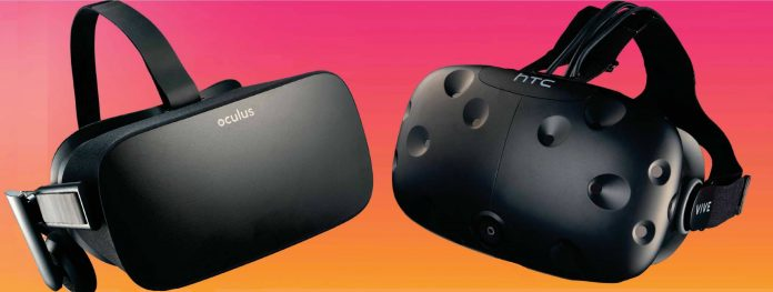 Can Oculus Rift With Touch Controllers Run SteamVR HTC Vive Games