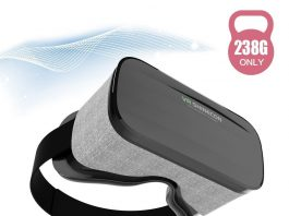 Jizze 3D VR Headset Glasses Review Featured