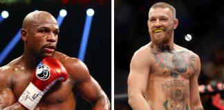 Mayweather vs. McGregor Virtual Reality live broadcast