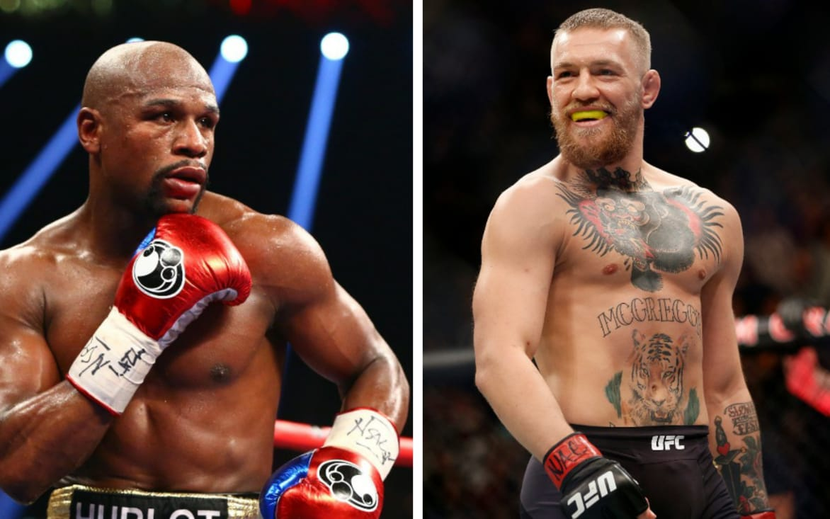 Mayweather vs. McGregor Boxing Odds, August 2017