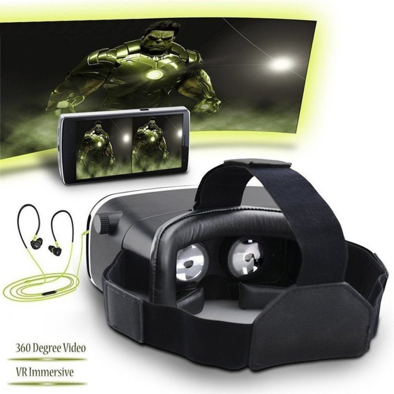 Shinecon Mogoo 3D VR Headset Glasses Review
