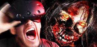 Jumpscare Experiences HTC Vive Oculus Rift