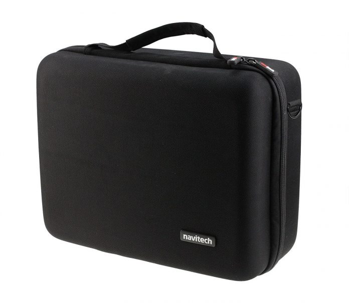 Navitech Hard Carry Bag for 3D VR Headsets Featured