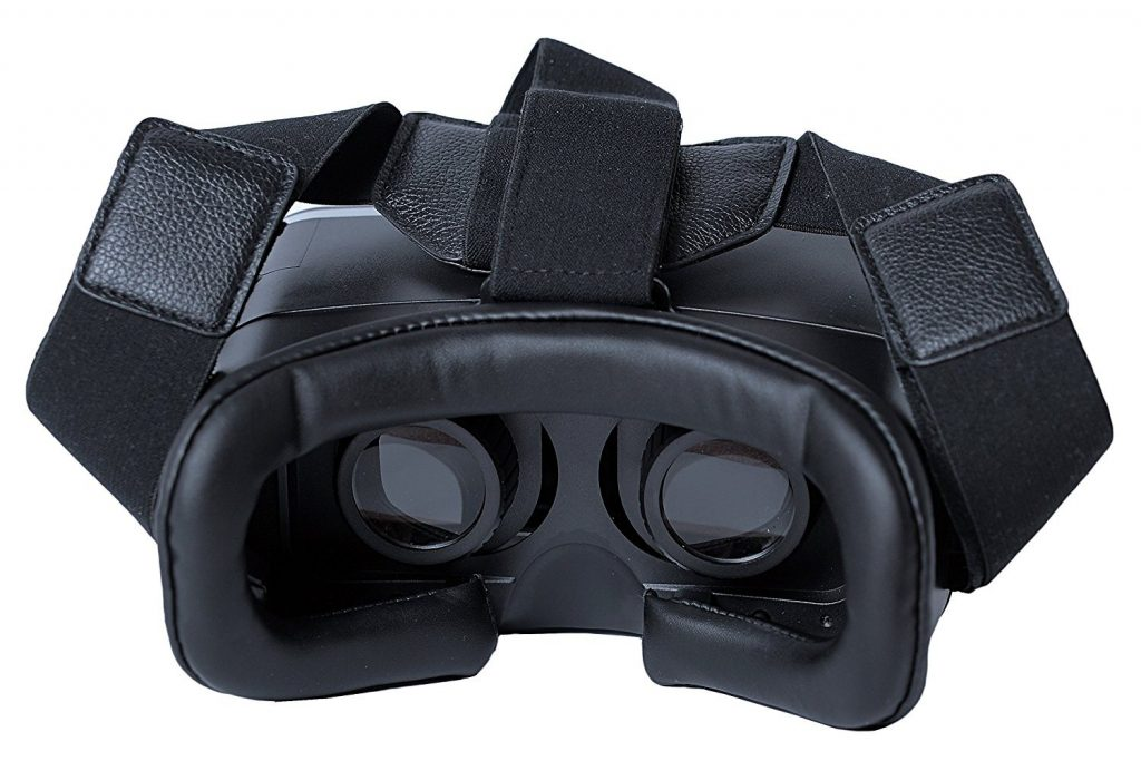 Superior VR Glasses Headset Ergonomic Design