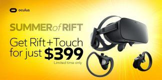 Rift Discount