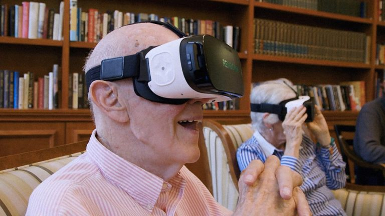 The Best VR Experiences for Seniors