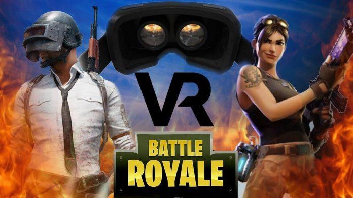 Battle Royale in VR