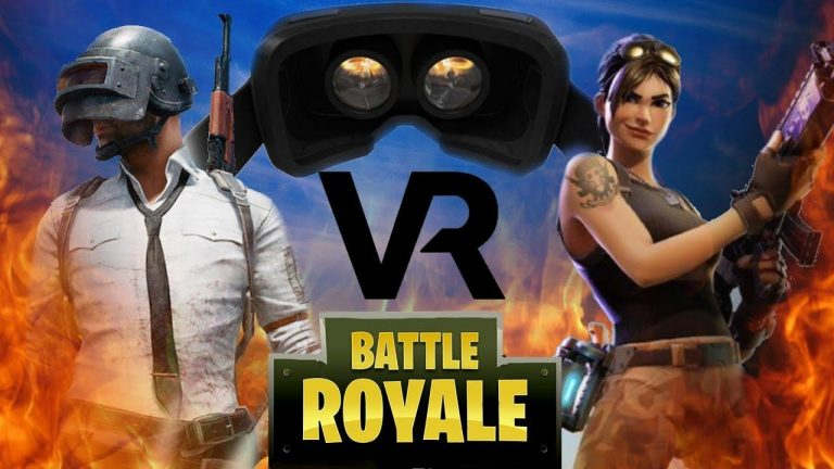 Battle Royale in VR