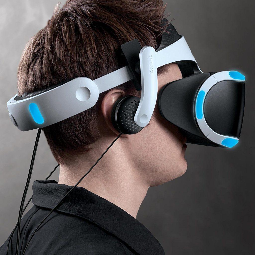 Bionik Mantis Headphone for PlayStation VR
