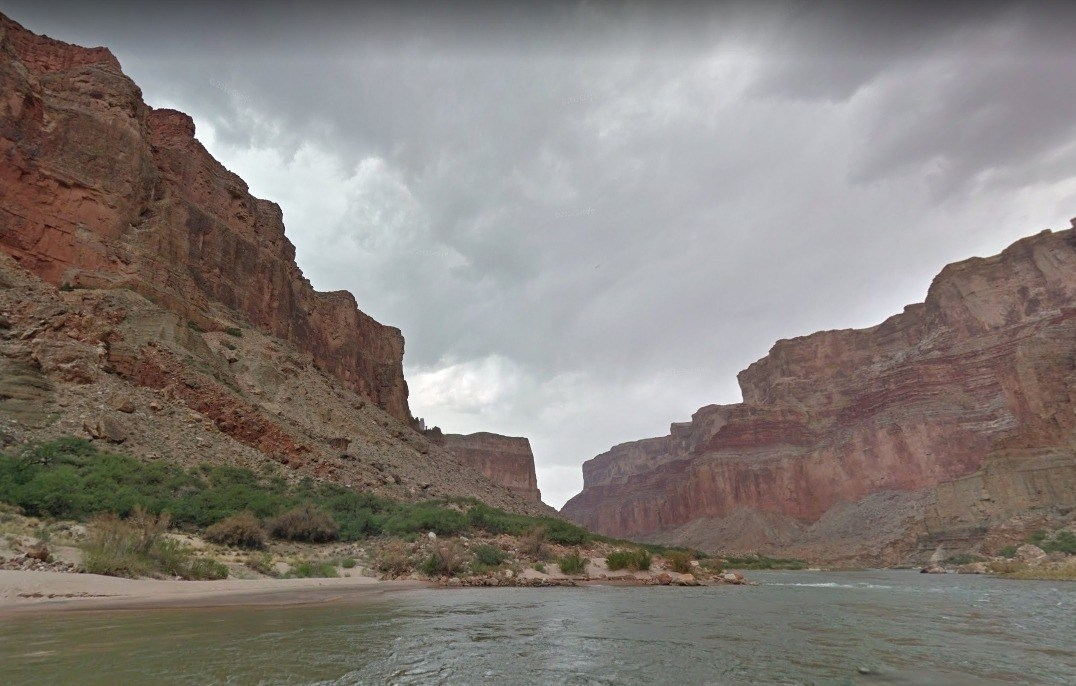 Grand Canyon VR Feed