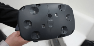 HTC Vive Headset Camera VR