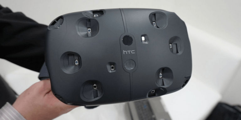 What's the Purpose of The Camera on the HTC Vive?