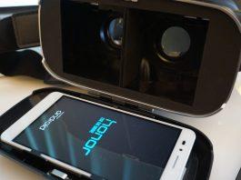 Stream VR games to google cardboard