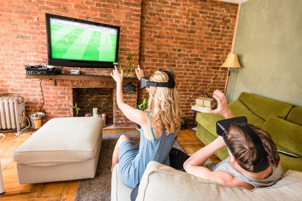 convince your wife to buy a vr headset