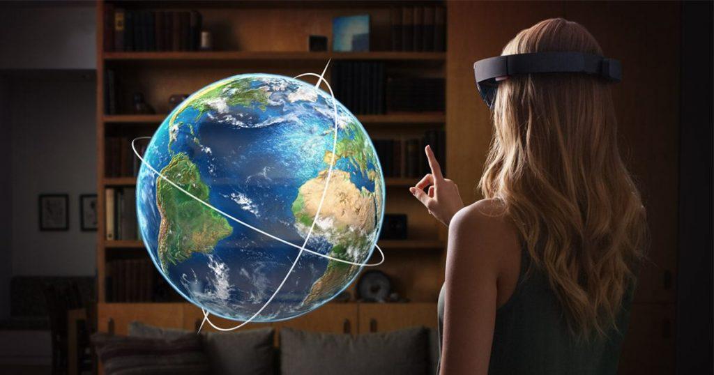 Augmented Reality Desktop