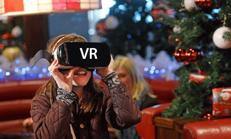 Christmas Themed VR Experiences