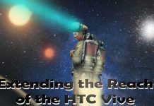 Extending the wires of the HTC Vive