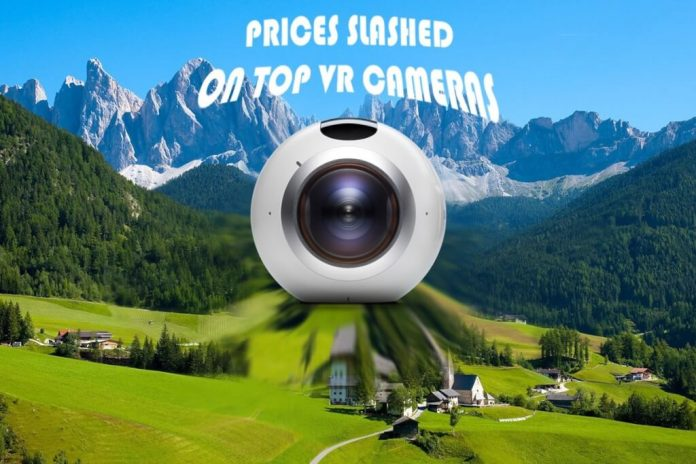 Samsung Gear 360 best 360 degree VR camera at the lowest price