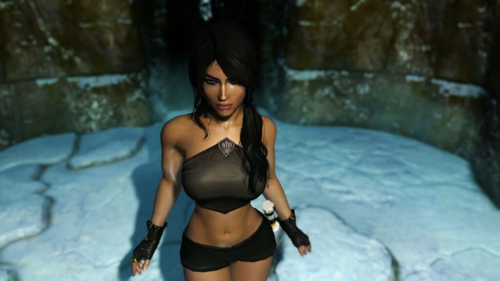 Sexy RPG Game Character - Fall in Love VR