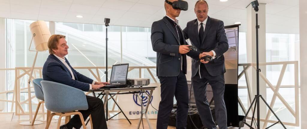 VR AR business marketing