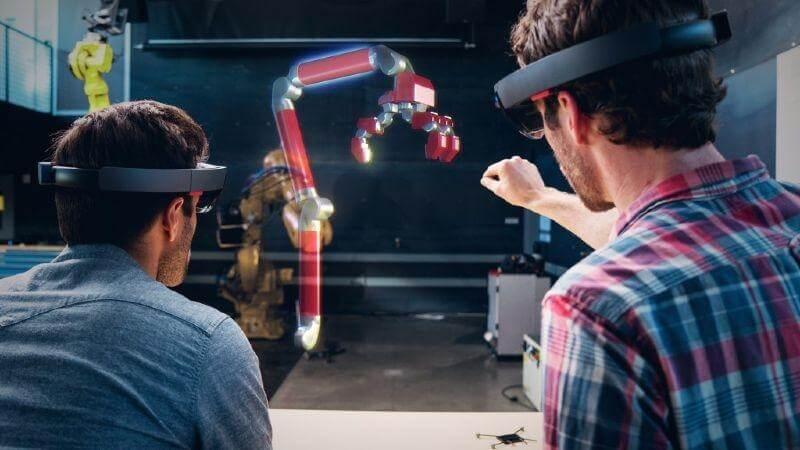 VR demonstrations