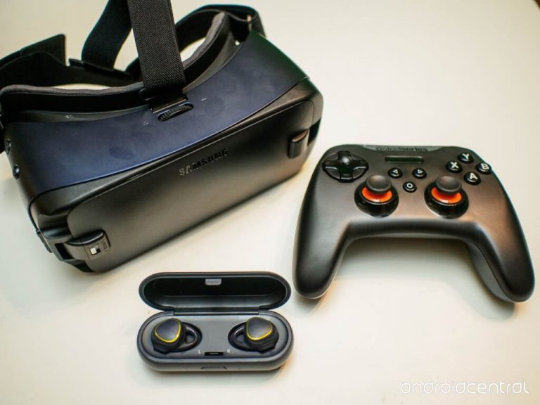 Which Bluetooth Gamepads/Controllers Are Supported for Gear VR?