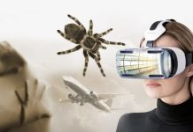 vr therapy PTSD and phobias