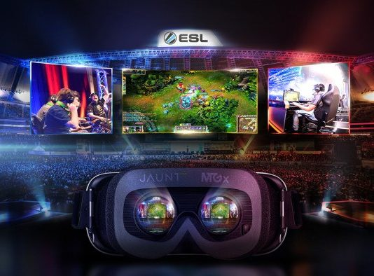 VR Esports