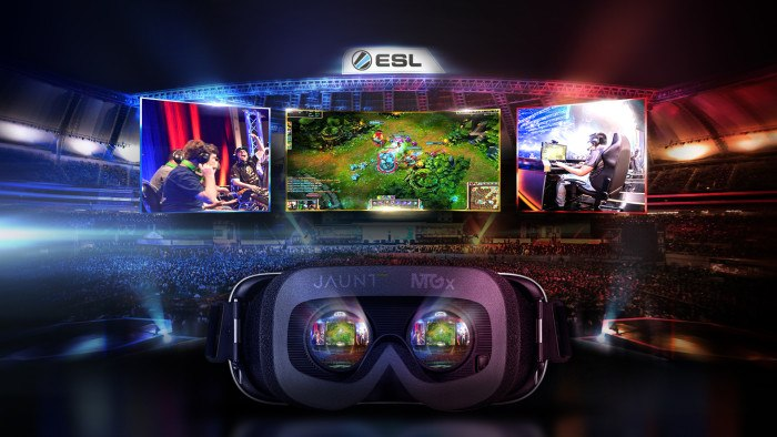 State and Future of VR Esports