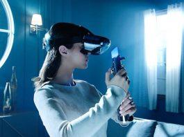 Lenovo Explorer mixed reality headset review