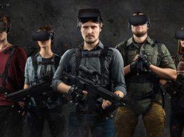 VR co-op games