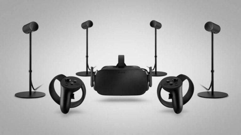 Oculus Rift Sensor Overview