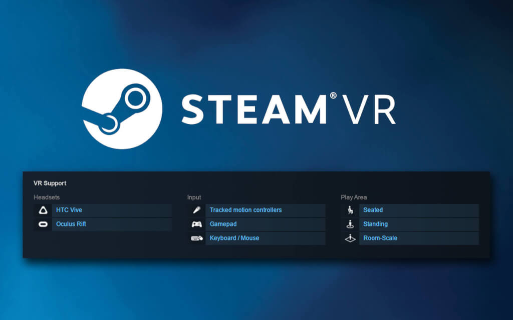 Top 10 SteamVR Games That Offer Native Oculus Rift Support | VRborg com