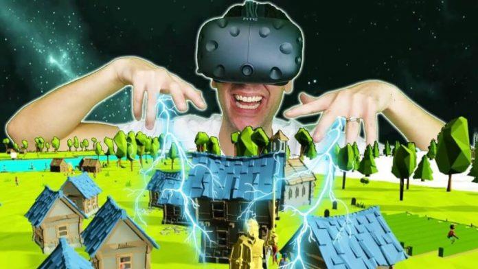 5 Best Godlike VR Games   VRborg com