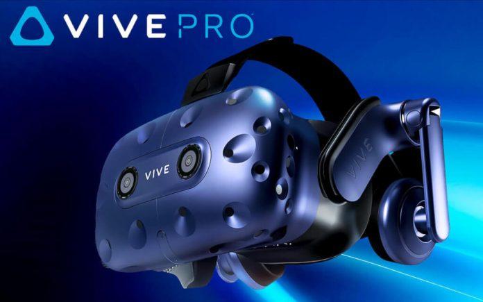 HTC Vive Pro Title Image