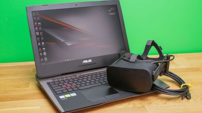 The cheapest VR Ready laptops
