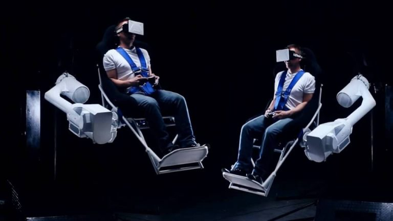 The Best VR Motion Chairs