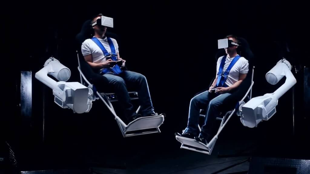 The Best VR Motion Chairs | VRborg com