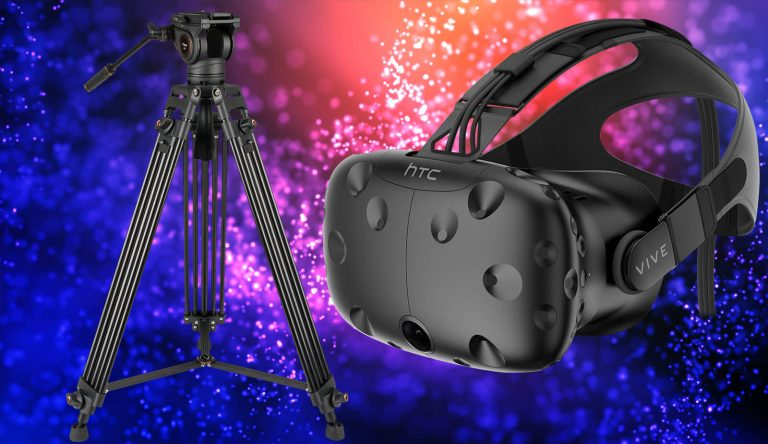 What's The Best HTC Vive Tripod Out There?