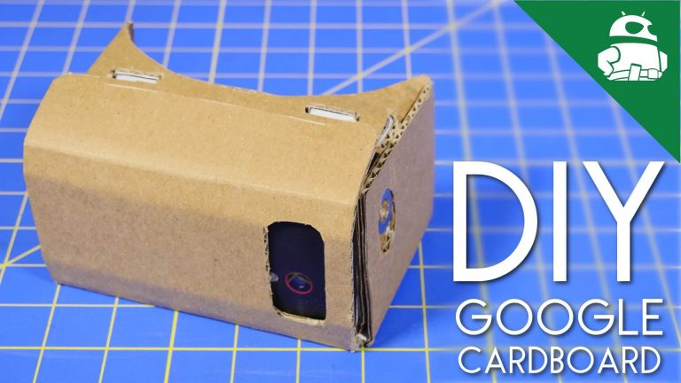 How to Make a Cheap DIY VR Headset?