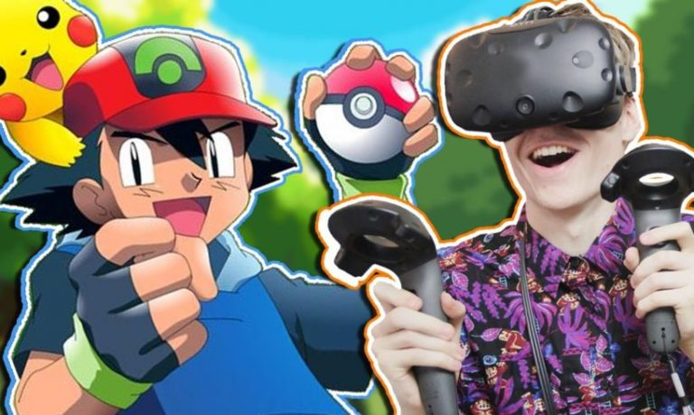 Pokemon VR/AR Games – The World After Pokemon Go