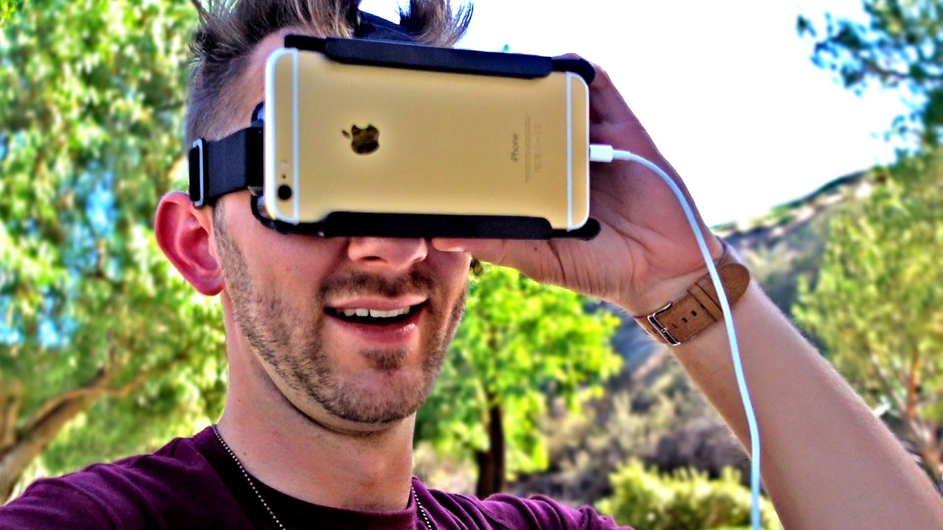 Virtual reality porn iphone