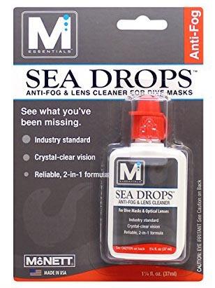 Scuba Mask Sea Drops Anti Fog Spray