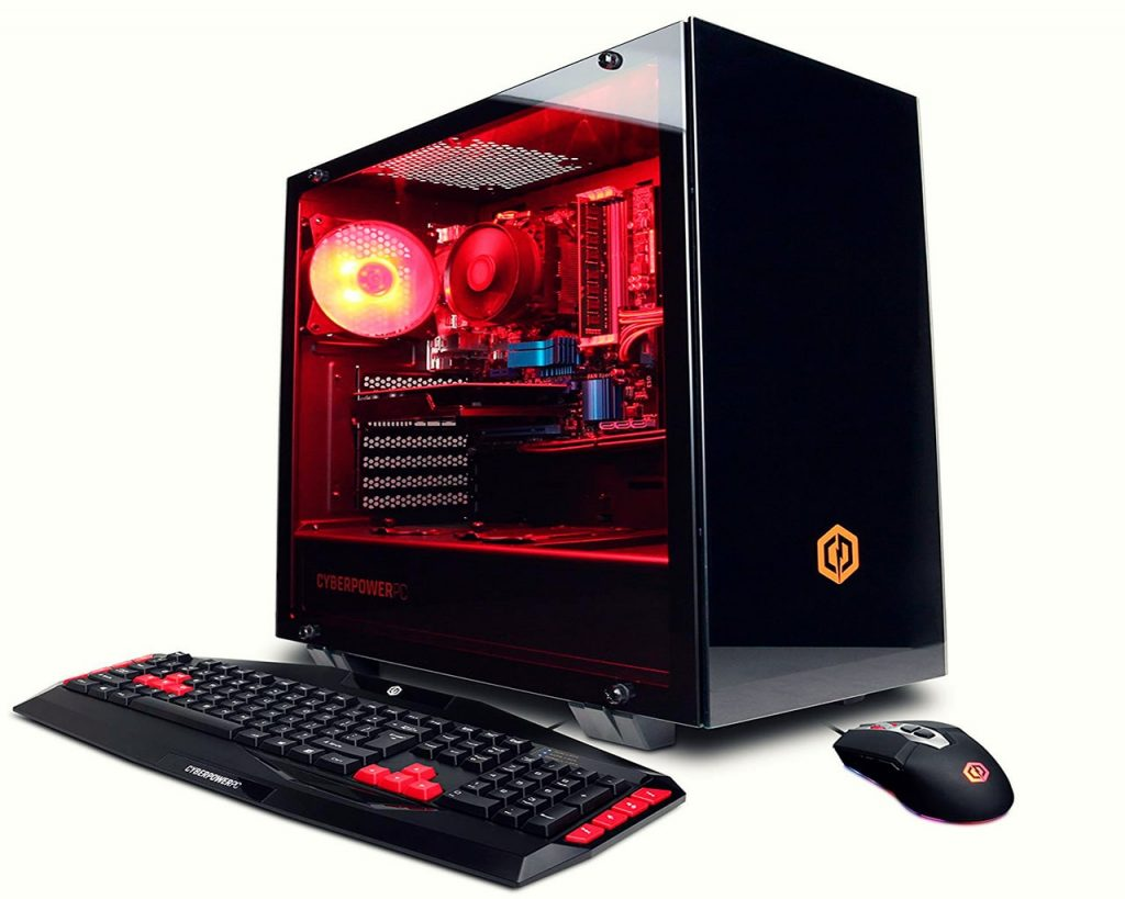 CyberPowerPC Gamer Ultra GUA883