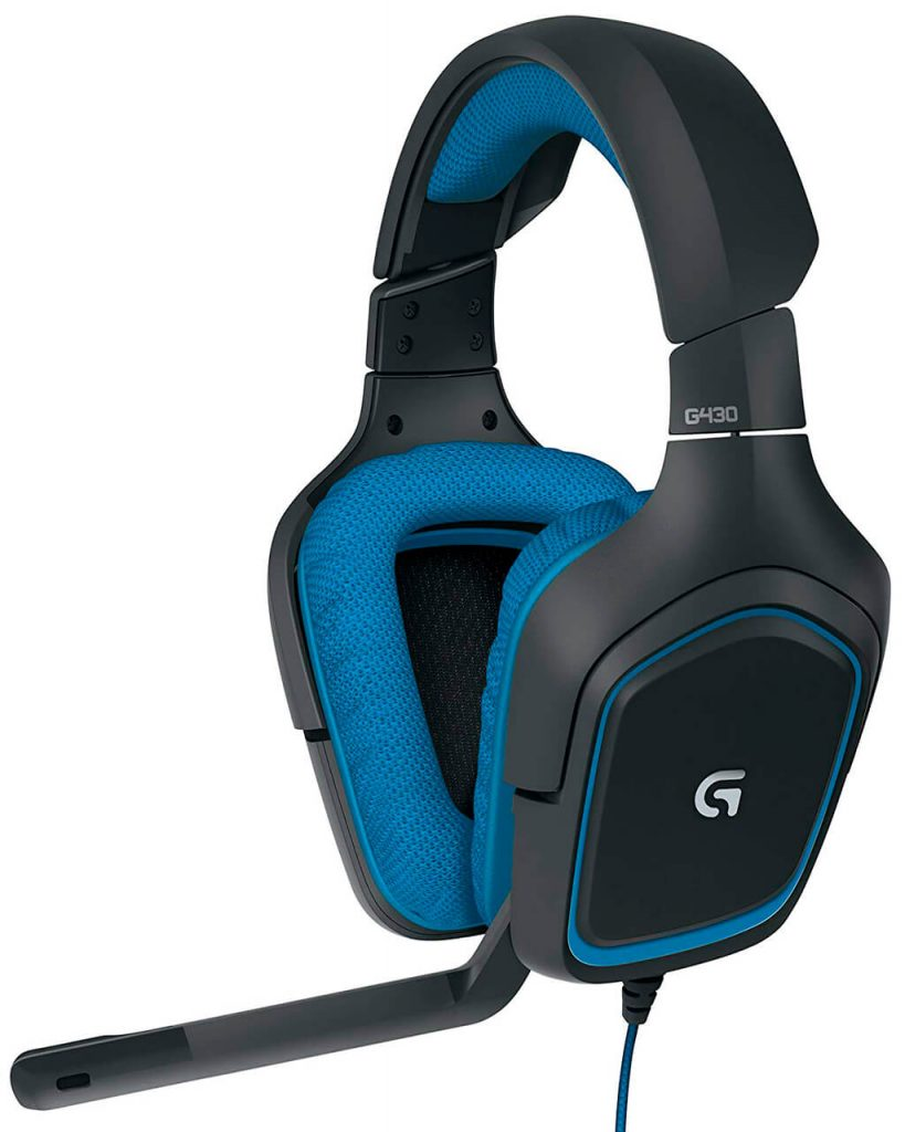 Logitech G430 7.1 Wired Gaming Headset