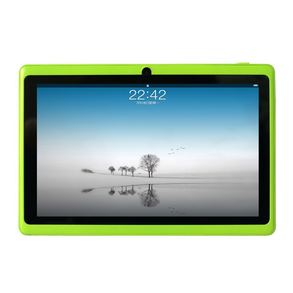 YUNTAB 7 inch Tablet, 1GB+8GB, Google Android OS