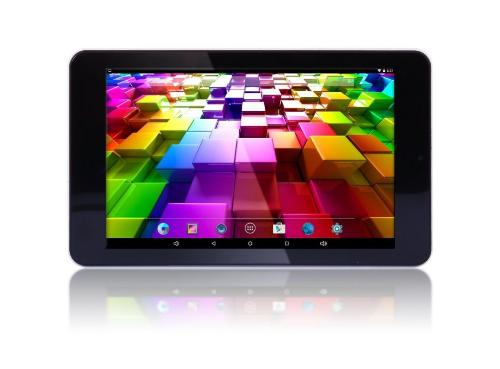 "Fusion5 7"" Quad Core 774 IPS Google Android Lollipop 5.1 Tablet PC"