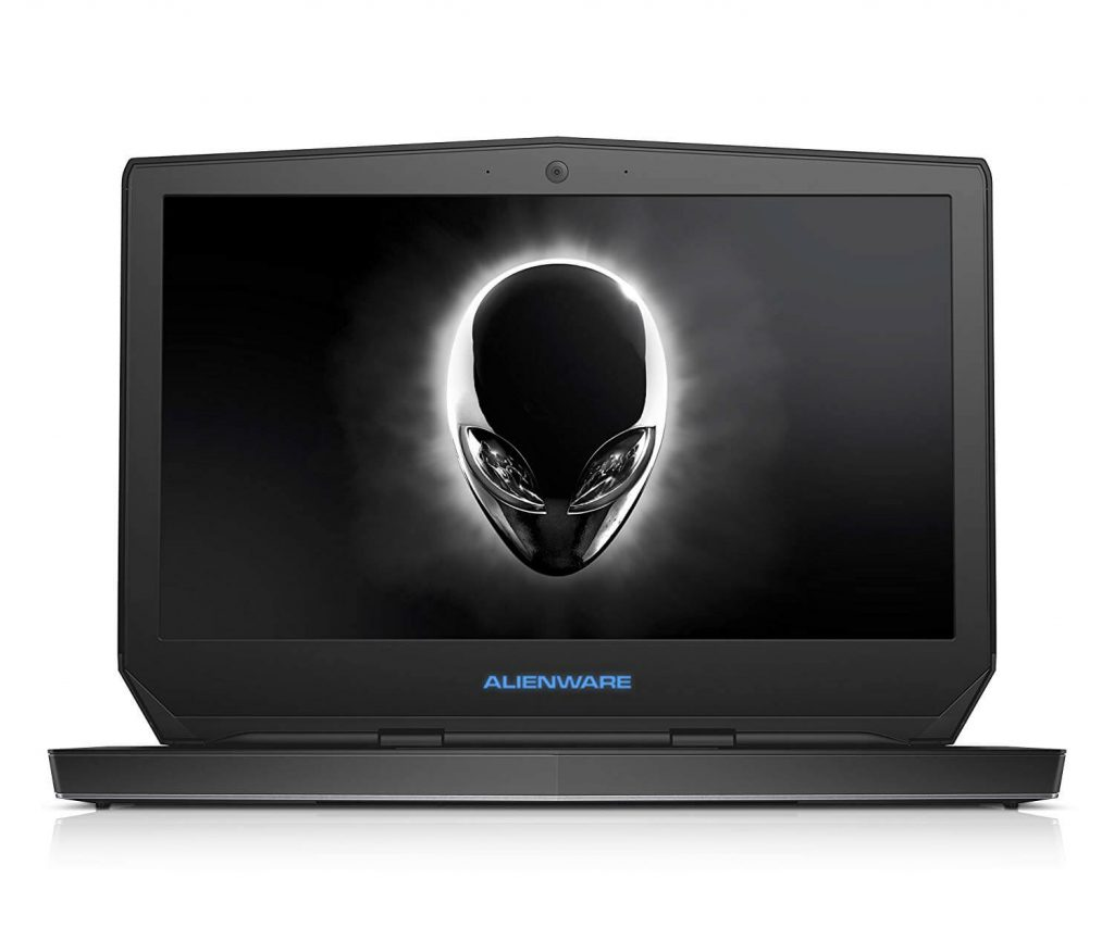 The Alienware 13